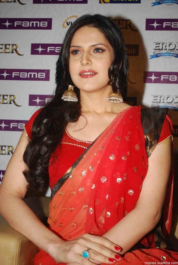 Zarina Khan New Actress In Bollywood Hot Wallpapers