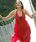 Kajal Agarwal in Red Dress